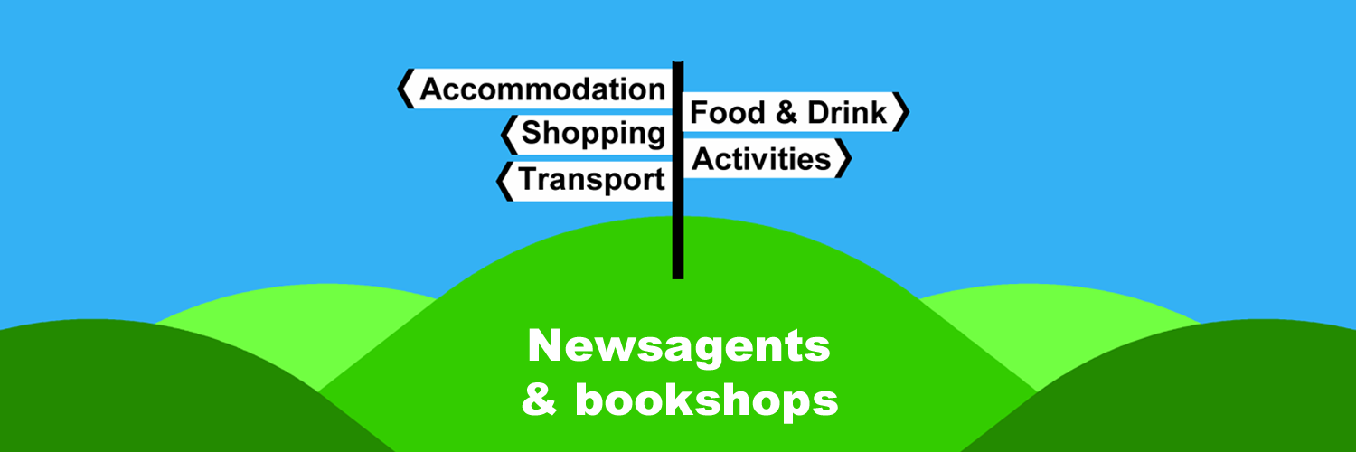 Newsagents and bookshops in Ireland