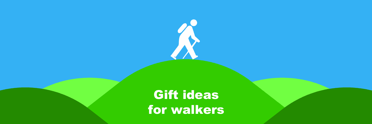 The Ireland Walking Guide - Gift ideas for walkers