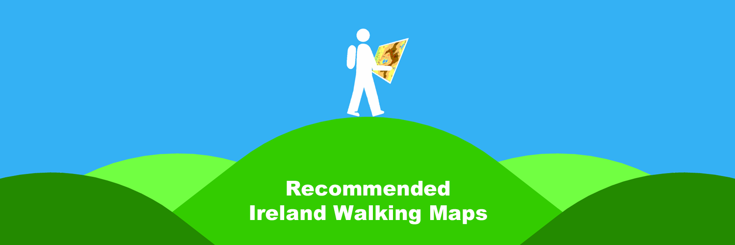 Recommended Ireland Walking Maps