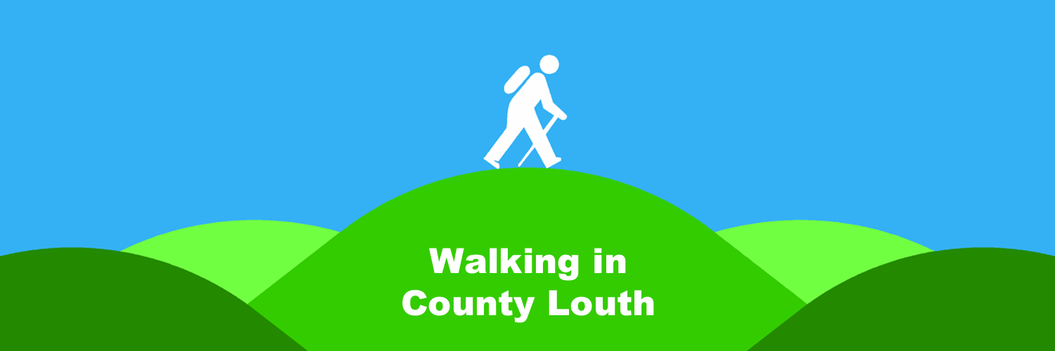 Walking in County Louth - Local places to walk - Guide book and map recommendations